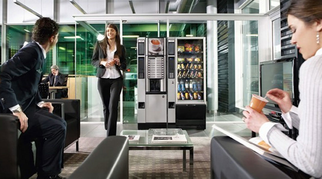 Vending machines for your office